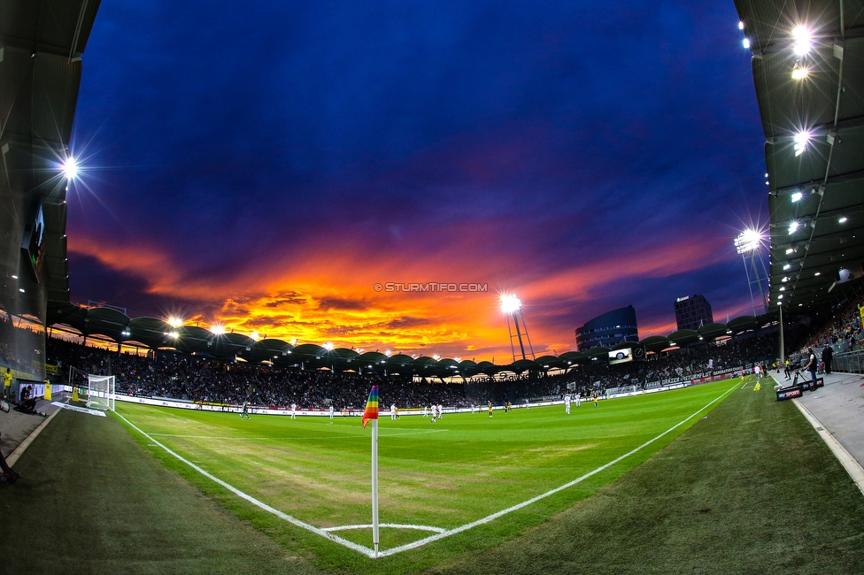 Sturmstadion Liebenau
